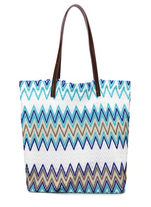 Totes Fashion Canvas Blue Gray Burgundy Large Bags