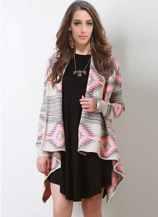 Wool & Wool Blend Polyester As Picture Short Long Sleeve Other Coats & Jackets