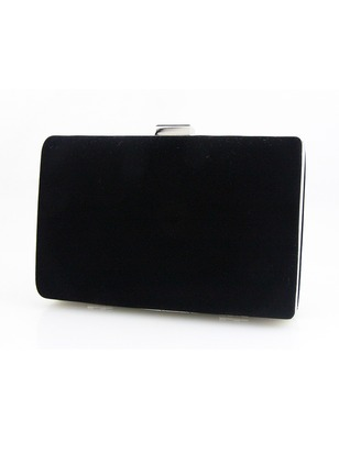 Clutches Fashion PU Black White Blue Red Purple Small Bags