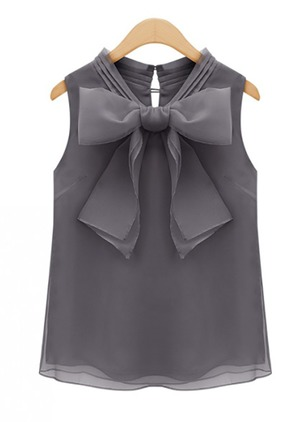 Solid Casual Polyester Others Sleeveless Blouses