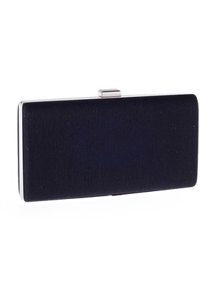Shoulder Clutches Fashion Polyester Black Gray Silver Apricot Purple Small Bags