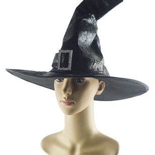 Halloween Strass Color Block Hatter (107805819)