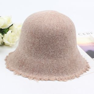 Cute Solid Hats