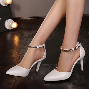 Women's Pumps Heels Stiletto Heel PU Shoes
