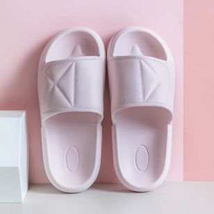 Unisex Flats Slippers (4089360)