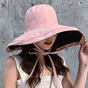 Casual Color Block Hattar (147183033)