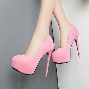 Women's Pumps Pumps Stiletto Heel PU Shoes