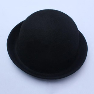Casual Polyester None Solid Hats