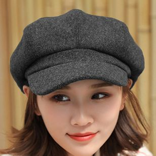 Casual Solid Hats (1426356)