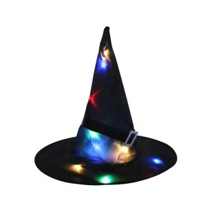 Halloween Paljetter Color Block Hatter (108858024)
