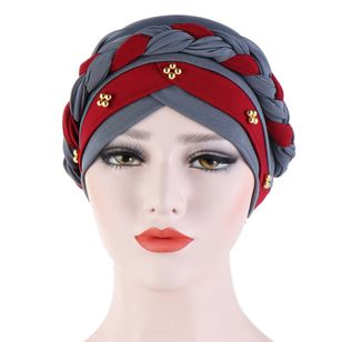 Casual Color Block Hattar (146989238)