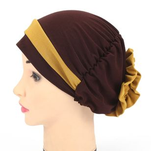 Casual Color Block Hattar (146989264)