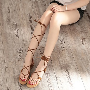 Women's Sandals Flats Flat Heel Cloth Shoes