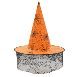 Halloween Spetsar Color Block Hattar (108858049)