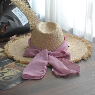 Straw Solid Hats