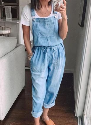 Denim Pants (4458891)
