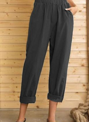Women's Straight Pants (4072431)