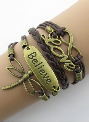 Casual Animal Bangle Bracelets (119992973)
