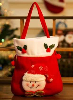 Tote Christmas Double Handle Bags (146659323)