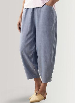 Women's Loose Pants (1512609)