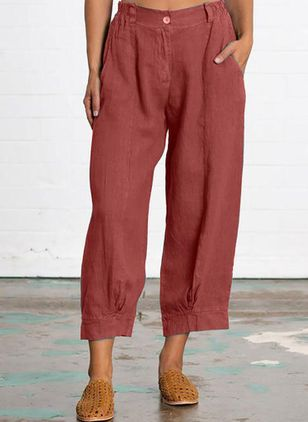 Women's Loose Pants (4228556)