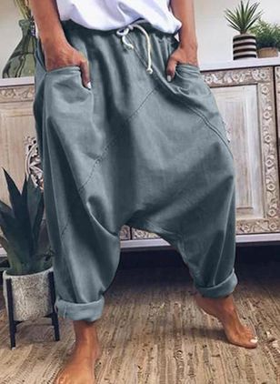 Women's Loose Pants (4228528)