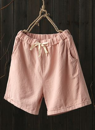 Women's Loose Shorts (1533355)