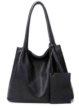 Totes Fashion PU Double Handle Bags