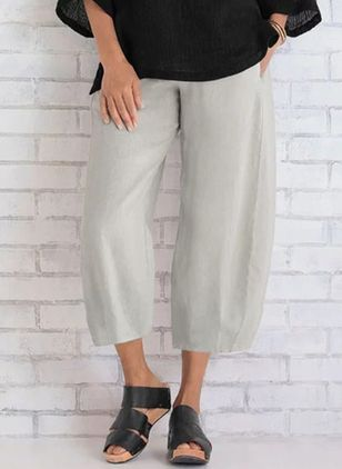 Women's Loose Pants (1528144)