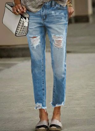 Denim Pants (4457991)