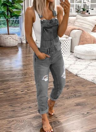 Women's Straight Jumpsuits (1523851)