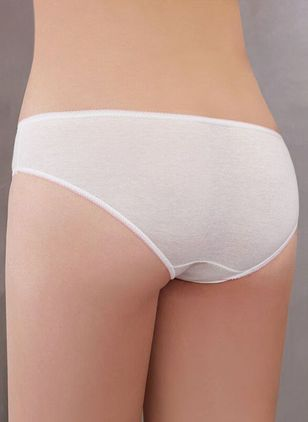 Color Block Panty (1517311)