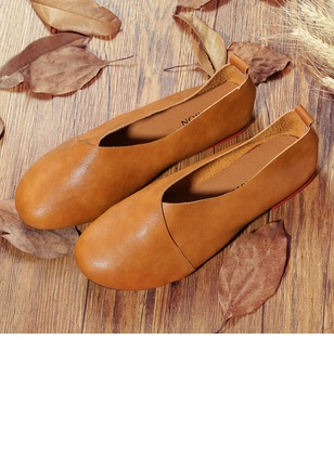 Closed Toe Flat Heel Shoes (1237305)