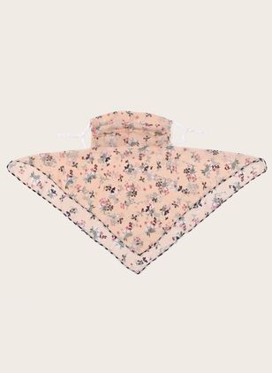 Casual Floral Scarves (1513334)