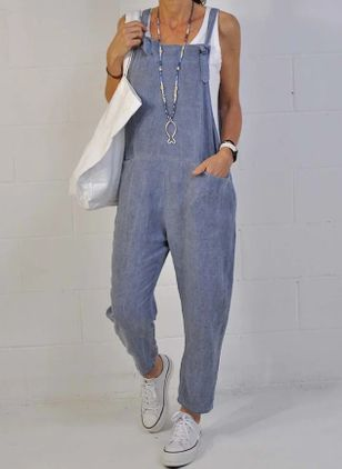 Women's Straight Jumpsuits (4541266)