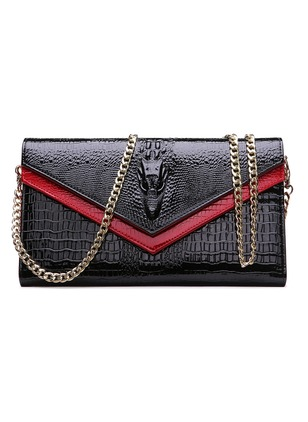 Wallets Fashion Real Leather Chain Bags