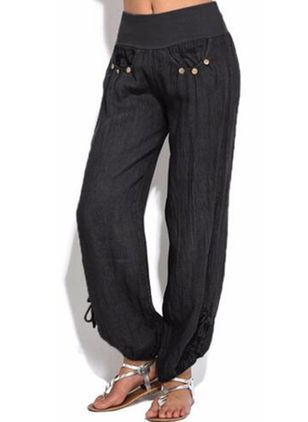 Women's Loose Pants (1526886)