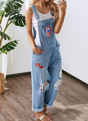 Women's Straight Jumpsuits (1507348)