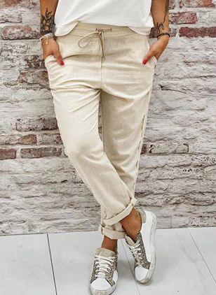Women's Straight Pants (104839417)