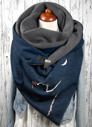 Casual Animal Scarves (146775637)
