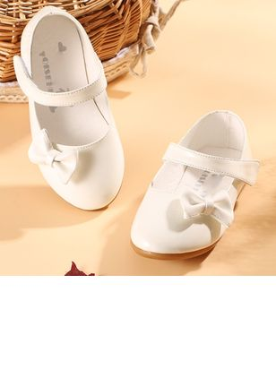 Girls' Bowknot Party & Evening Girls' Shoes