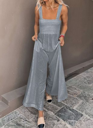 Women's Loose Pants Jumpsuits (4228612)