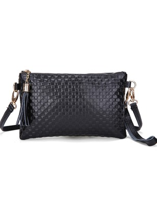 Shoulder Messenger PU Adjustable Bags