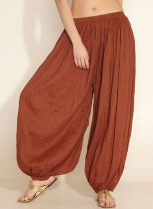 Women's Loose Pants (6211501)