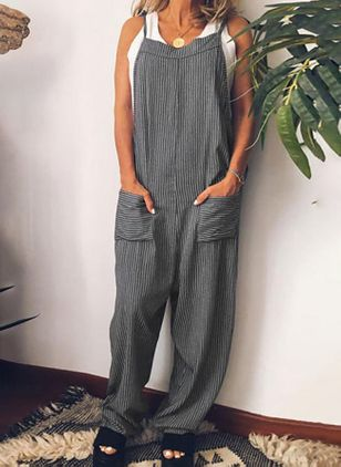 Women's Loose Jumpsuits (4143627)