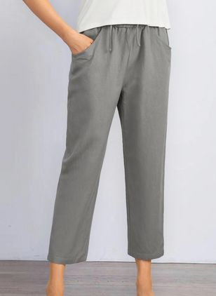 Women's Straight Pants (1609834)