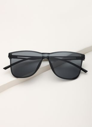 Casual Sunglasses Acrylic Frame Sunglasses (106367465)