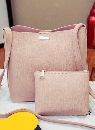 Shoulder Fashion PU Adjustable Bags