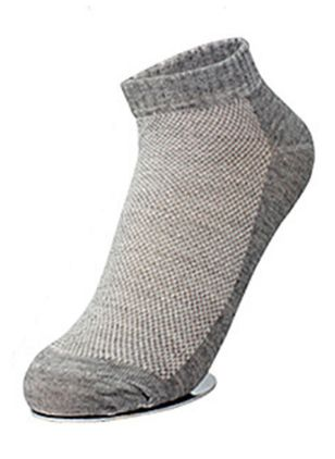 Women's Casual Cotton Blends Socks & Hosiery Ankle Socks Socks (1522188)