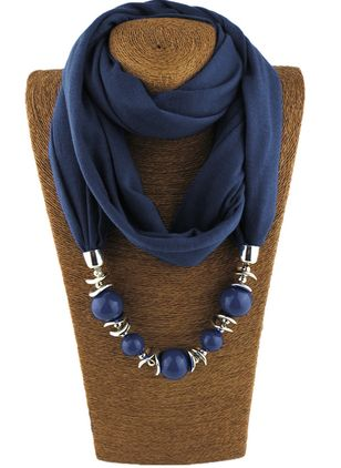 Casual Solid Scarves (1195850)